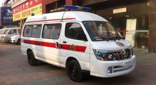 金杯海狮救护车,救护车