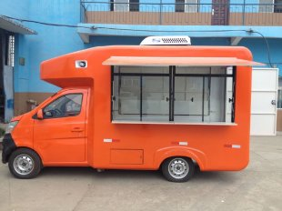 长安流动售货车(2.8米),售货车