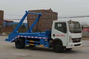 东风凯普特N300摆臂式垃圾车(4方)
