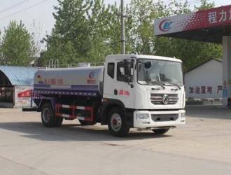 国四东风多利卡D9洒水车11.9吨