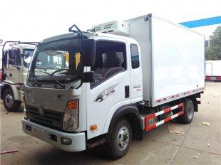 重汽王牌冷藏车(3.7米),冷藏车