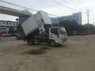 江淮医疗废物转运车,医疗废物转运车