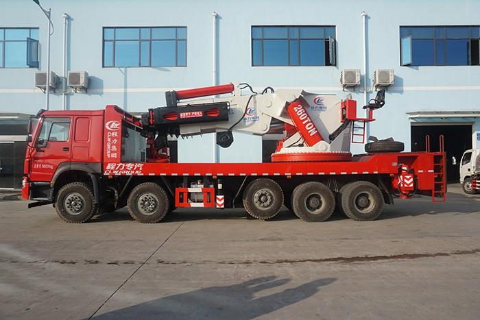 150吨随车吊图片2