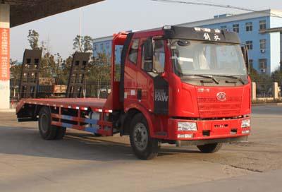 解放J6平板运输车(国五)