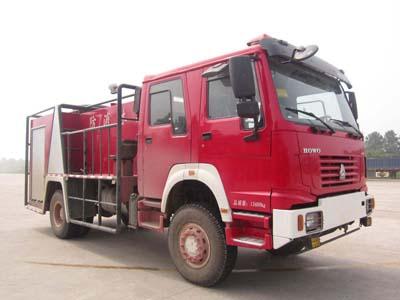 豪沃森林消防车