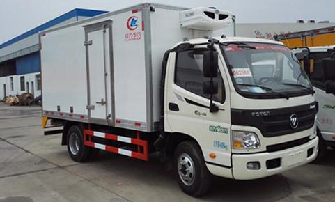 福田欧马可冷藏车(4.1米)