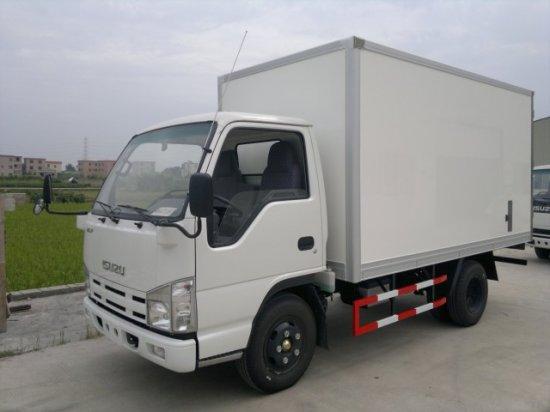 五十铃100P冷藏车(4.1米)