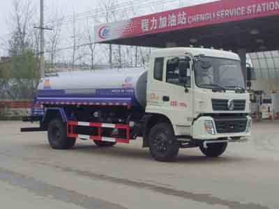 东风特商12吨洒水车(国五)