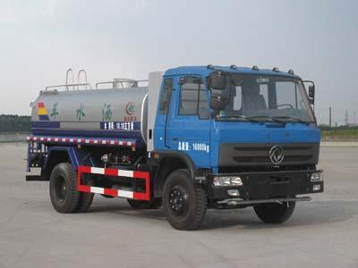 东风12吨国五天燃气洒水车