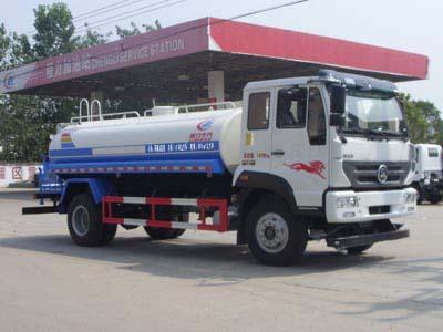 重汽斯太尔国五12吨洒水车(国五)