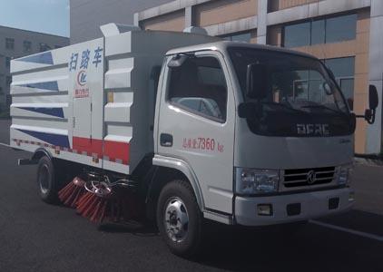 东风国五扫路车(5吨)