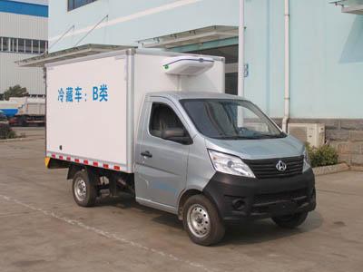 长安冷藏车(国五)(厢长2.68米)