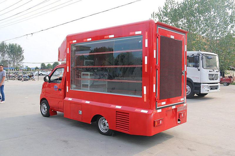 长安led广告车