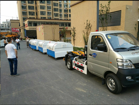 长安勾臂垃圾车服务郑州上街区