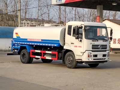 东风天锦洒水车(15吨)