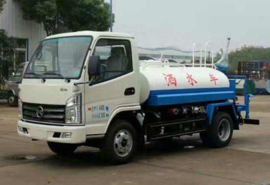 凯马2.5吨洒水车(蓝牌)
