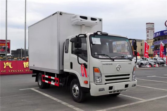 大运冷藏车(3.75米)