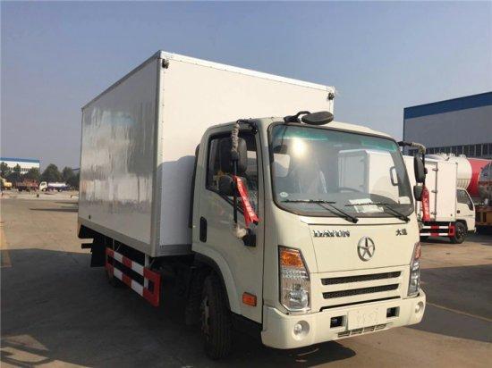 大运冷藏车(4.05米)
