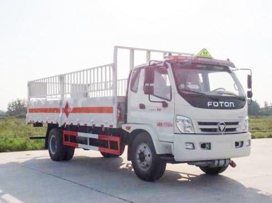 福田奥铃气瓶运输车(6.2米),气瓶运输车