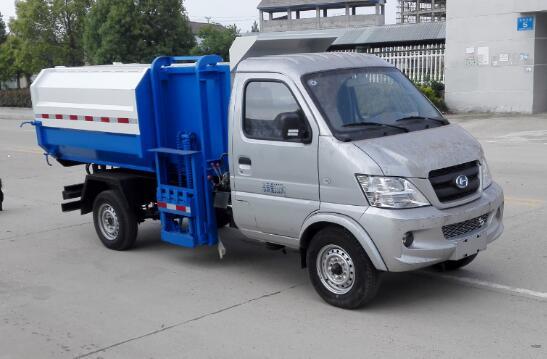 昌河挂桶式垃圾车(3方)