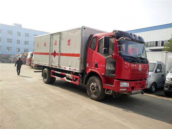 解放J6防爆车(6.2米)