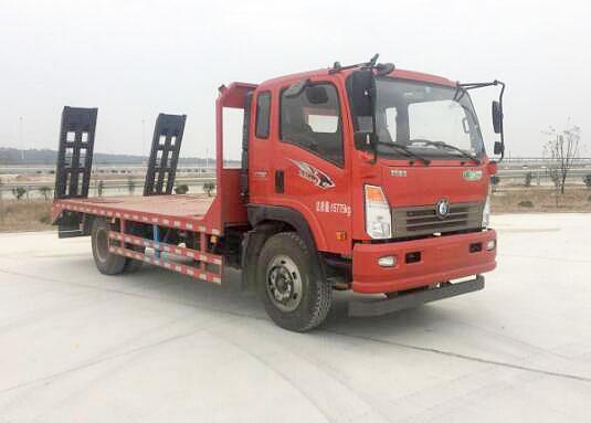 重汽王牌平板运输车(12吨)