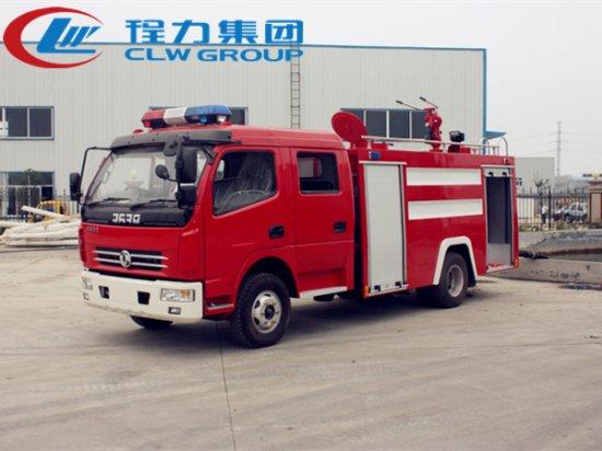 东风多利卡水罐消防车(3.5吨)
