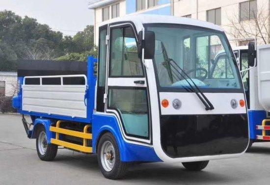 电动四轮桶装清运车(8桶)(240L标准垃圾桶)