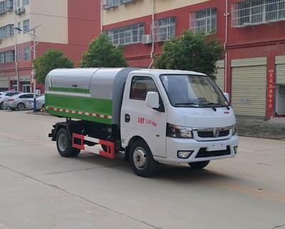 东风途逸垃圾转运车(3方)