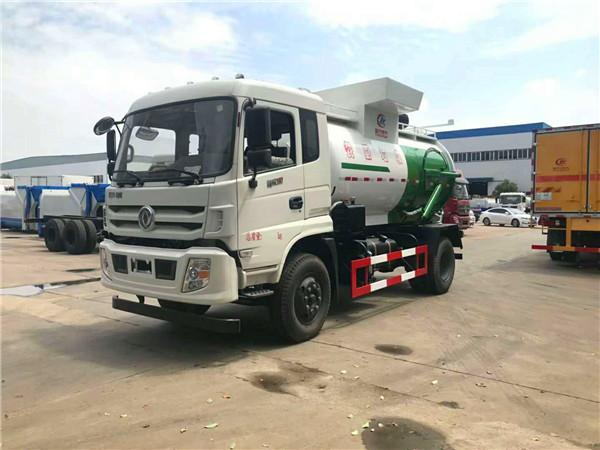 东风145餐厨垃圾车(国五)