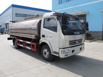 东风大多利卡鲜奶运输车,鲜奶运输车