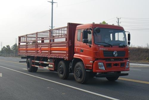 东风前四后四9.6米气瓶运输车