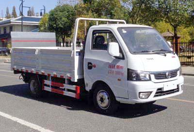 东风途逸桶装垃圾运输车(3.4米)