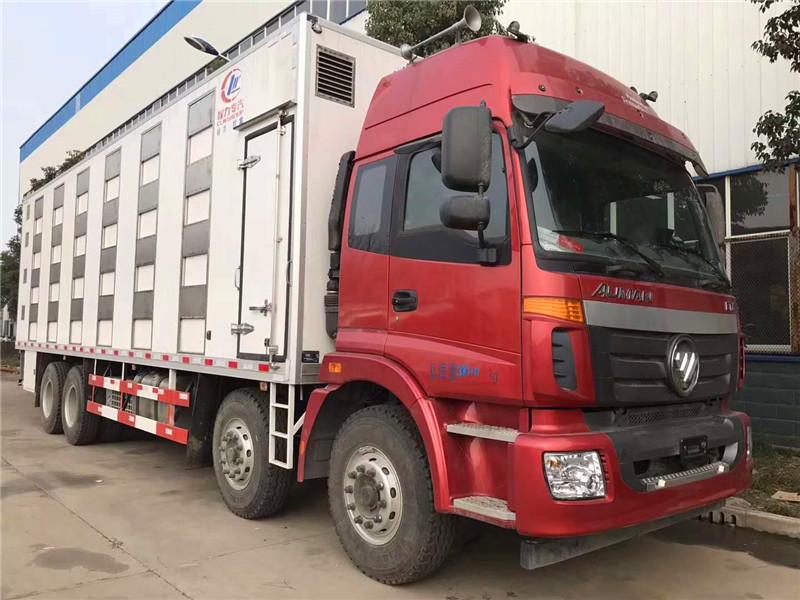 畜禽运输车|生猪运输车|猪崽运输车