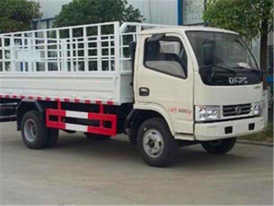 东风畜禽运输车(4.12米)
