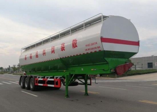 60方(35吨)散装饲料运输半挂车