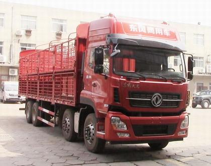 东风天龙前四后八畜禽运输车(9.6米)