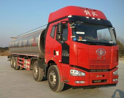 解放J6前四后八鲜奶运输车(22~24方)