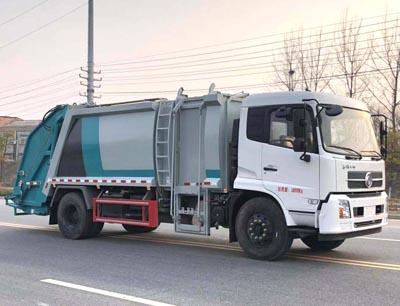 东风天锦分类垃圾运输车