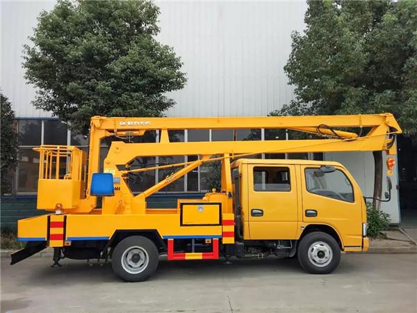 东风14米高空作业车