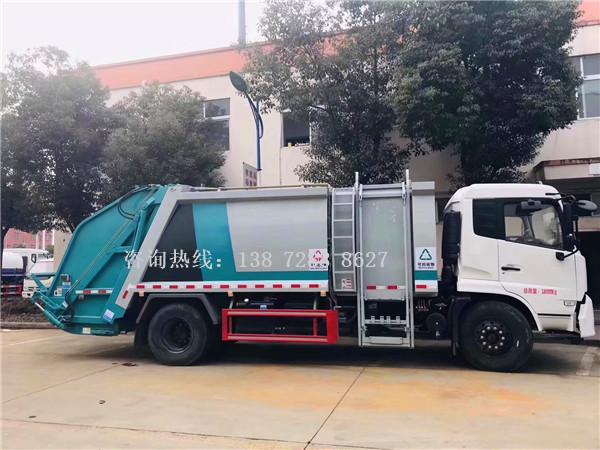 东风天锦分类垃圾收集转运车