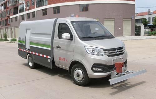 长安国六路面养护车图片