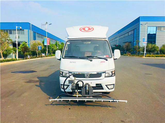 东风途逸小型路面清洗车图片