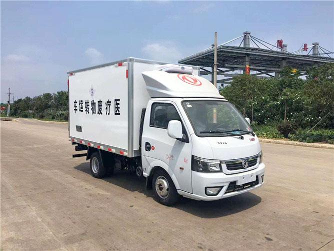 东风途逸医疗废物转运车(3米),医疗废物转运车