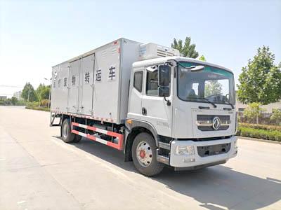 东风D9医疗废物转运车(6.3米),医疗废物转运车