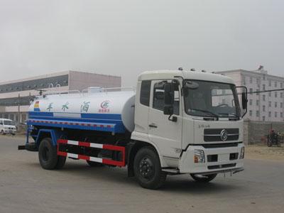 东风天锦洒水车(容积:11-15立方),洒水车