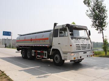 陕汽奥龙后双桥运油车,油罐车|加油车
