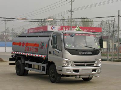 福田奥铃带卧加油车,油罐车|加油车