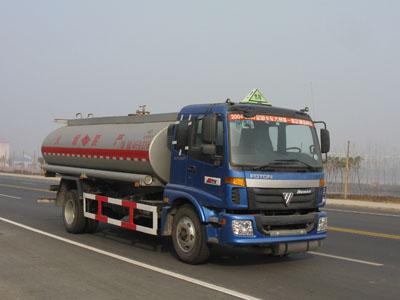 福田欧曼单桥油罐车,油罐车|加油车
