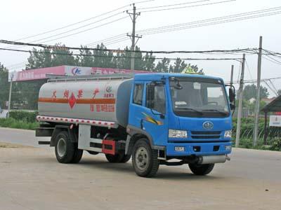 一汽解放单桥运油车/油罐车,油罐车|加油车